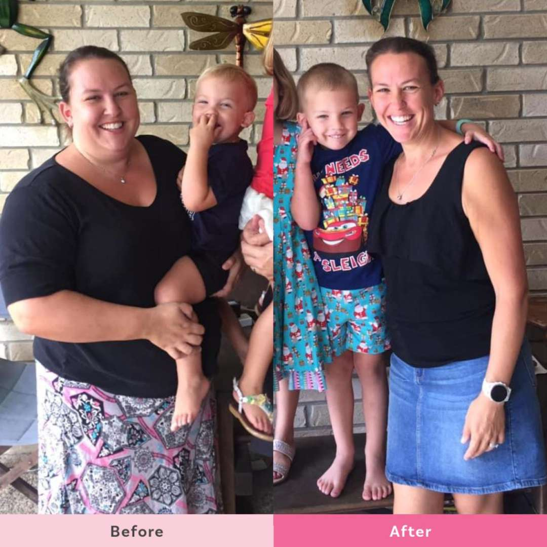 These 6 Mums Have Lost Over 157kg Combined Through Hard Work And