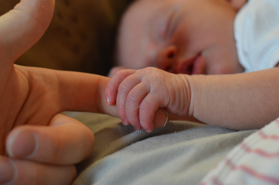 15 crazy facts about your newborn