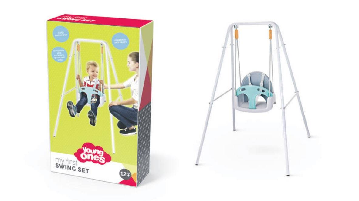 Young-Ones-My-First-Swing-Set-Recalled