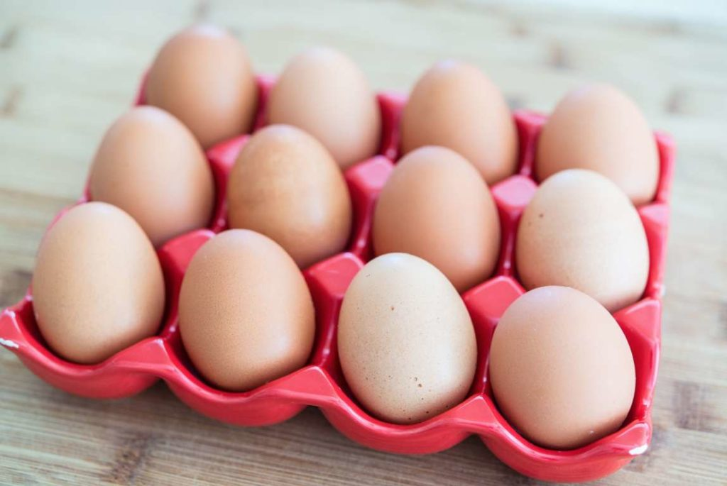 URGENT: There's been another egg recall due to salmonella contamination