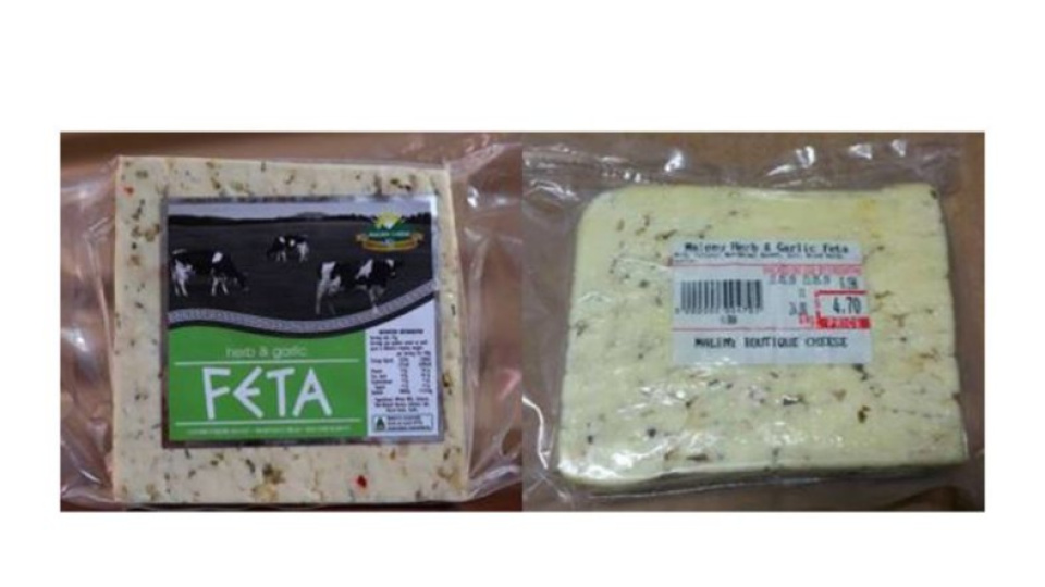 Feta cheese bought in IGA has been recalled over fears of E.coli contamination