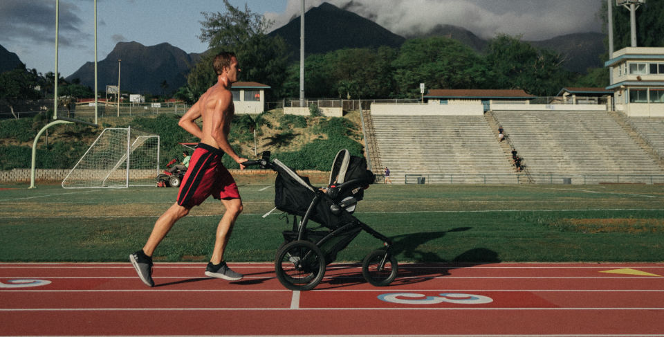 Study finds fathers who exercise have smarter babies