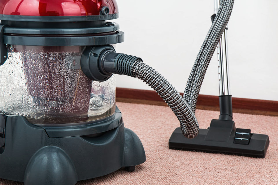 How common household DUST could be CAUSING obesity!