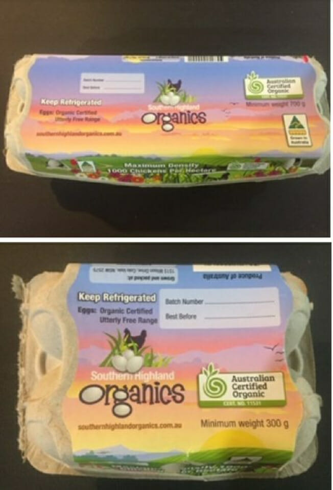 RECALL ALERT: More eggs in NSW and Victoria have been recalled due to salmonella fears
