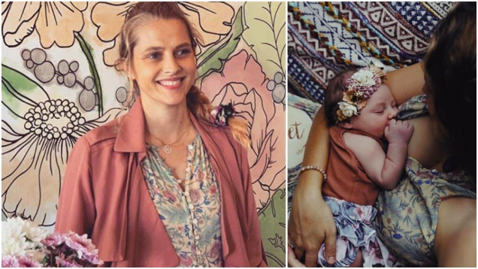 Teresa Palmer welcomes her third baby - the name is very unique!