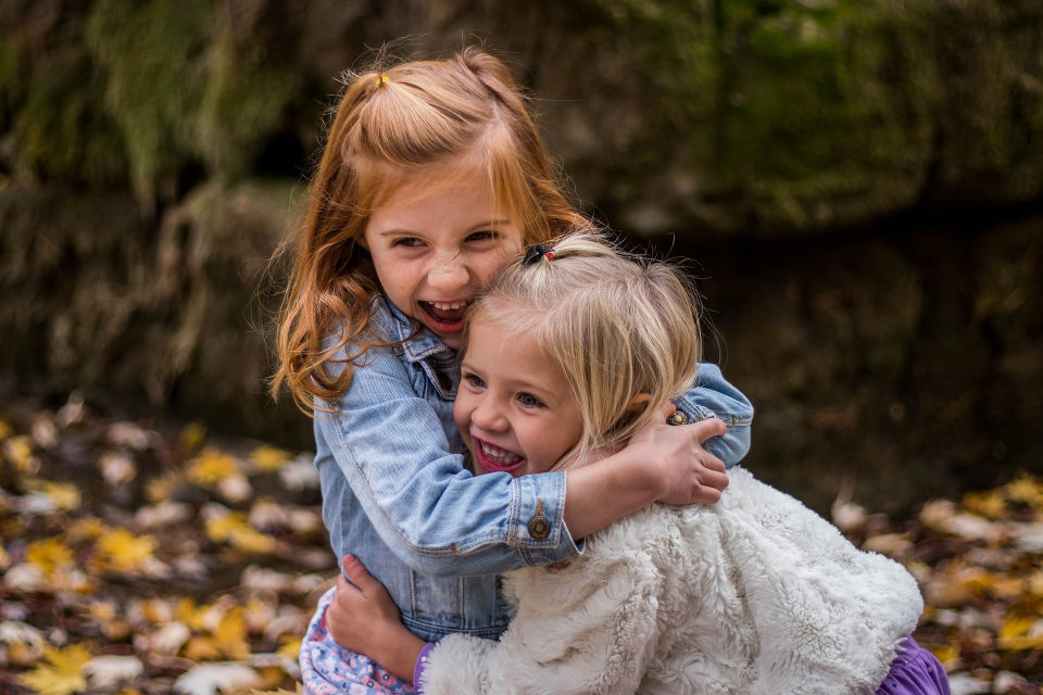 Having a sister makes you a better, kinder, more confident person, study finds