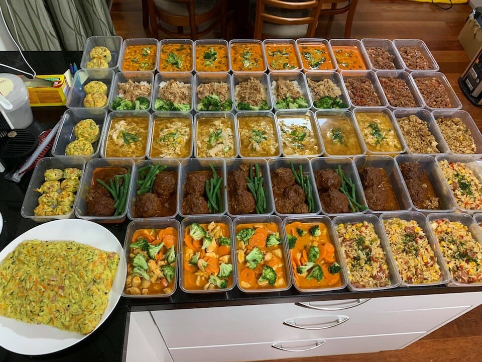 Nikola 50 meals