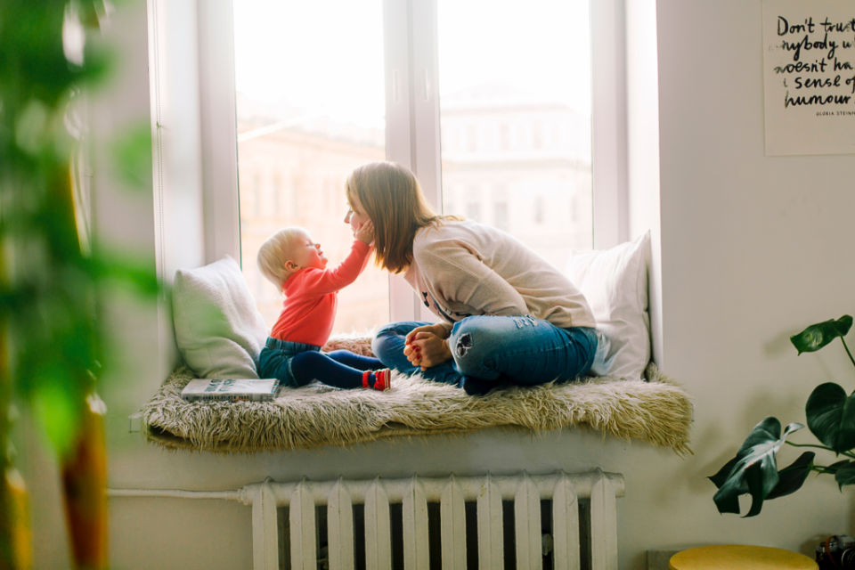 Chatty parents may help boost their baby's IQ, study finds