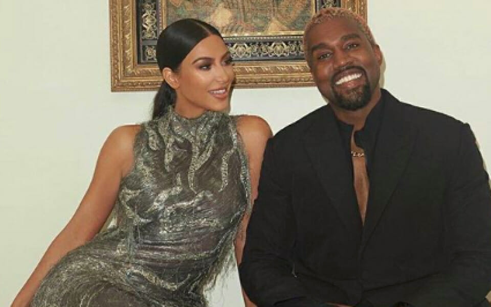 Kim Kardashian and Kanye West have announced the name of their fourth child