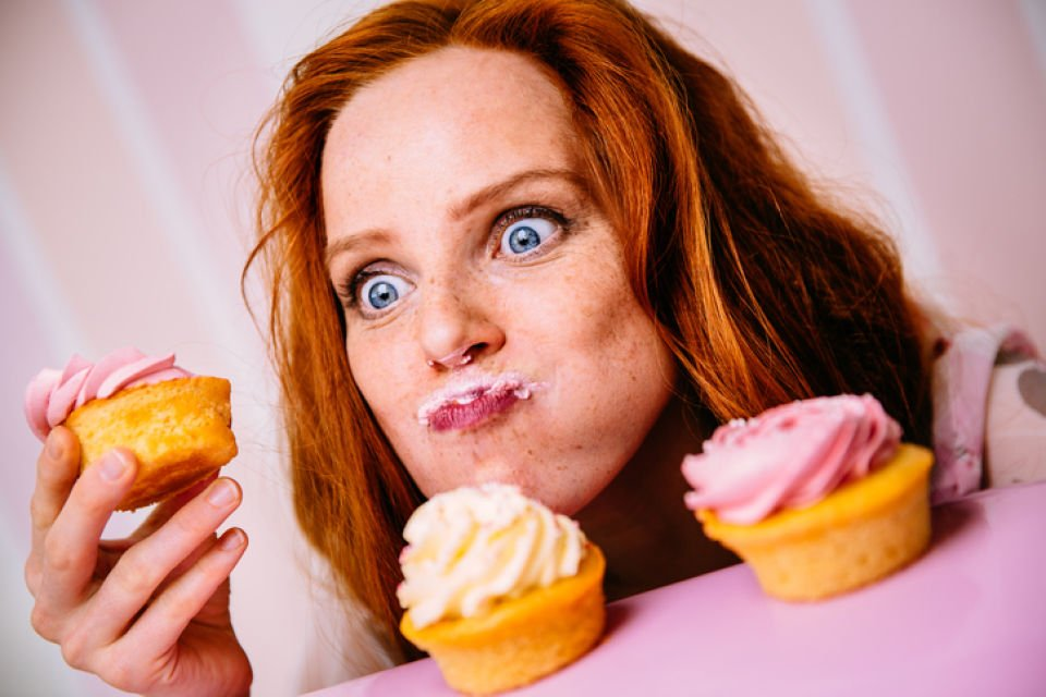 Study finds your sister could be to blame for your WEIGHT GAIN!