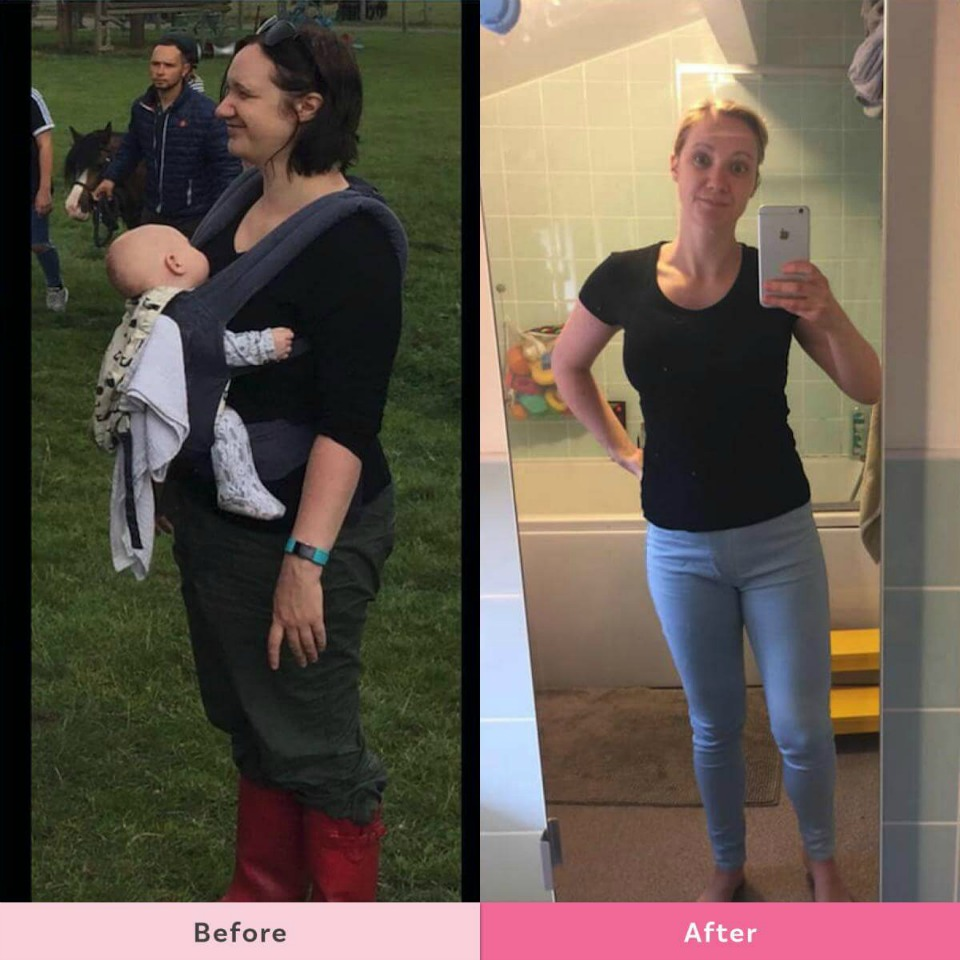 Laura-Linklater-25.4kg-weight-loss-before-after