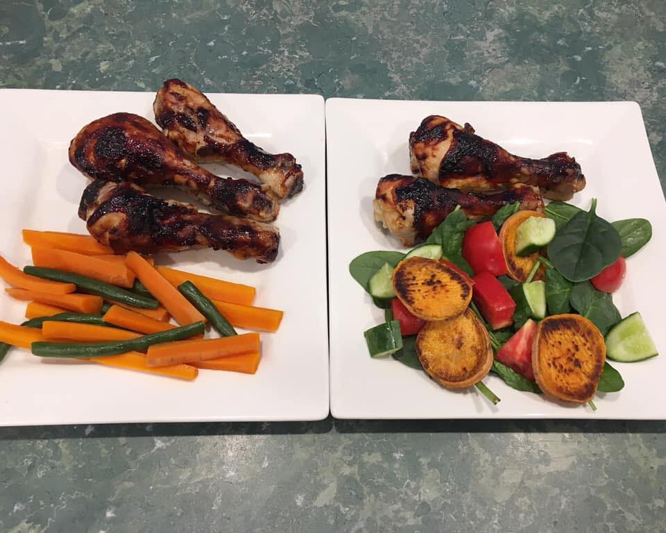 Leah-Romity-Healthy-Mummy-sticky-chicken-drumsticks