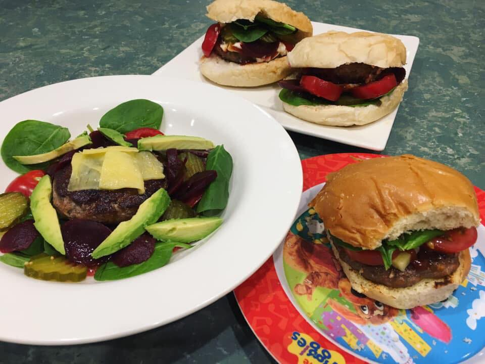 Leah-Romity-Healthy-Mummy-dad-friendly-burgers