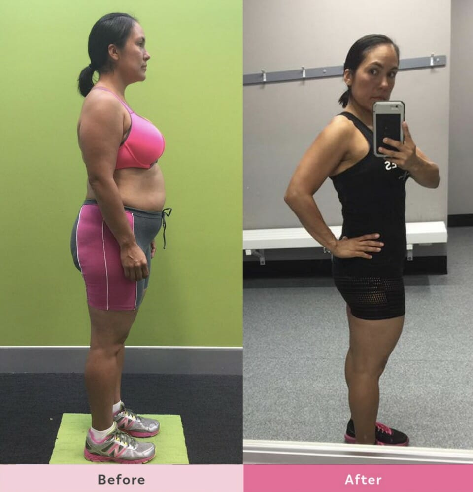 Silvana-10kg-weight-loss-Healthy-Mummy-smoothies