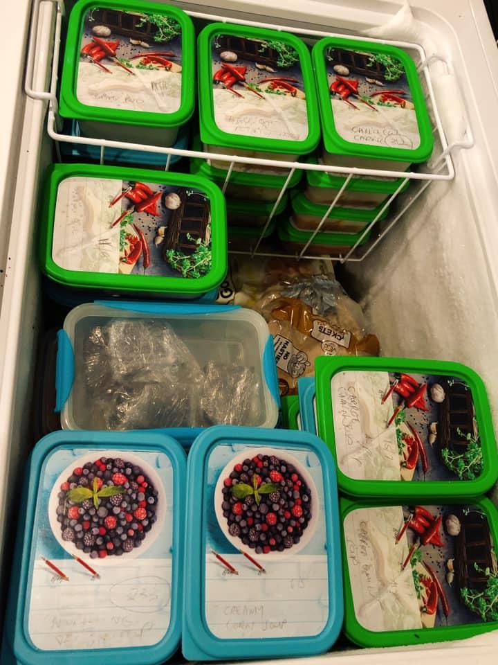 organized-freezer
