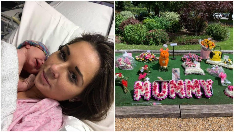 "Dad's heartbreaking post after losing partner to postnatal depression: ""Seek help early on"""