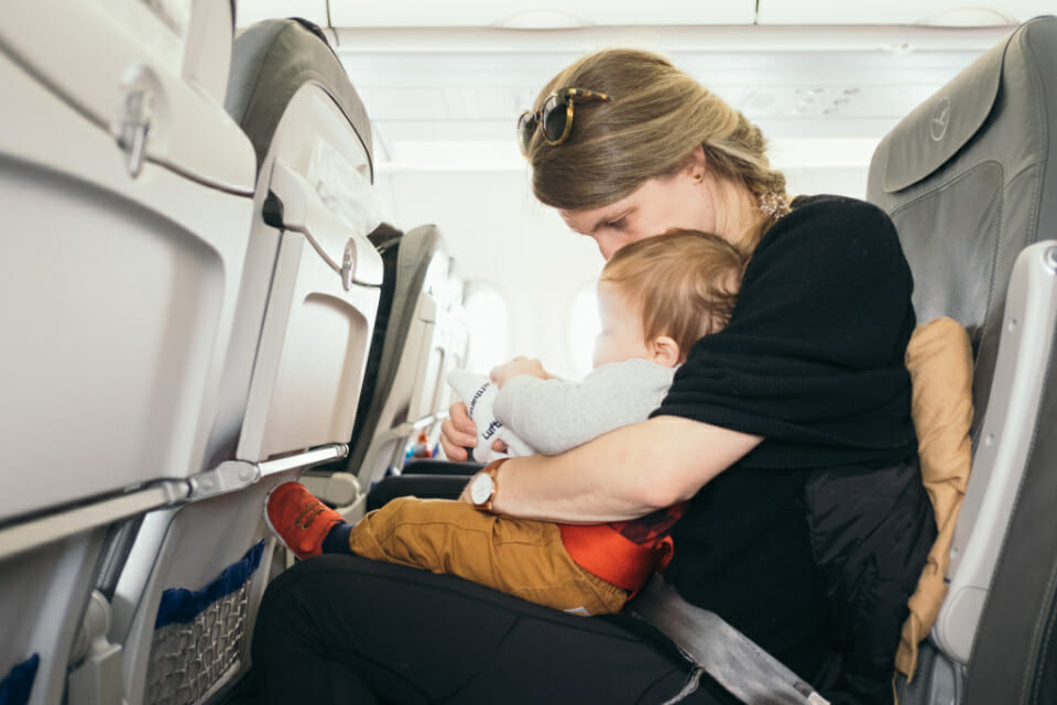 Virgin Australia announces infants will now be given FREE BAGGAGE ALLOWANCE!