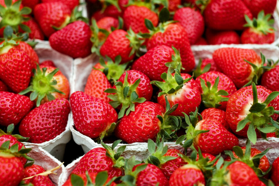 WARNING: Nails and screws found in STRAWBERRIES in the LAST week - is there another strawberry contamination crisis?