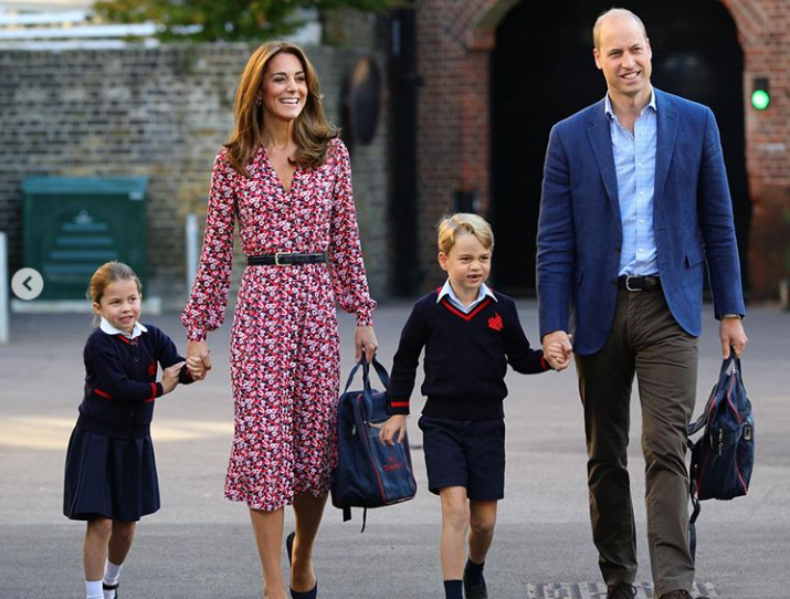 Proud Celebrity mums share their kiddies first day back at school