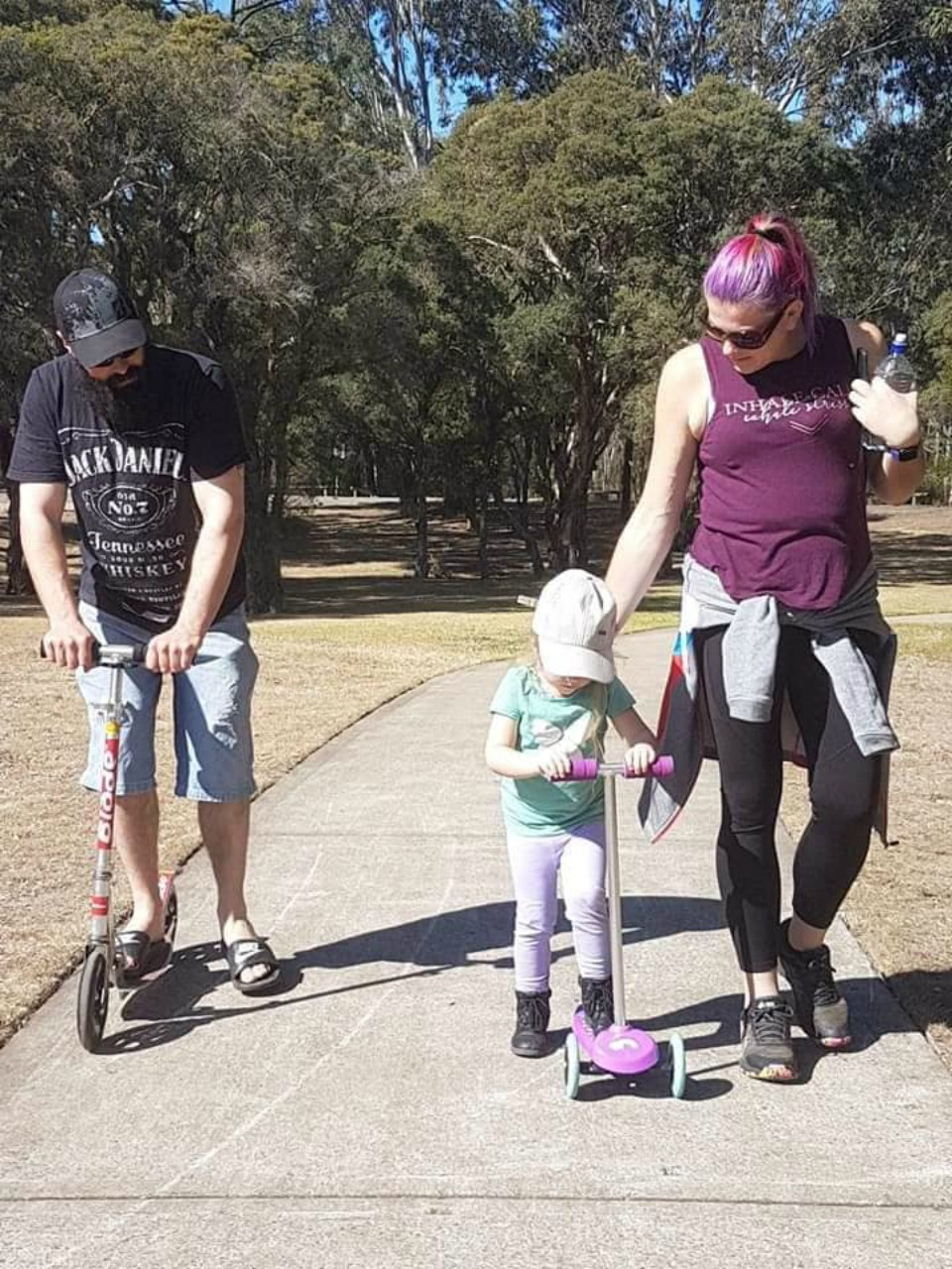 Court-Stride-outdoor-family-exercise