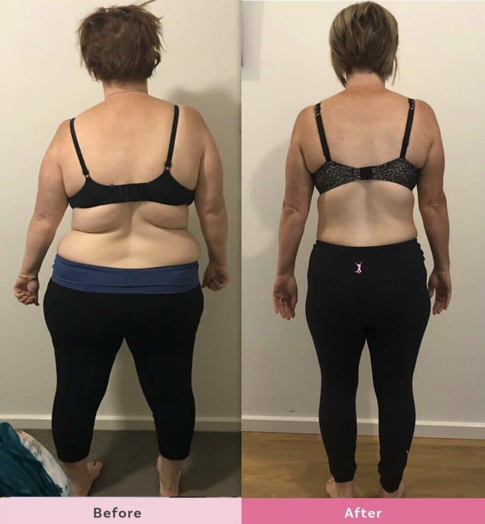 Hannah-Pech-34kg-back-transformation-weight-loss