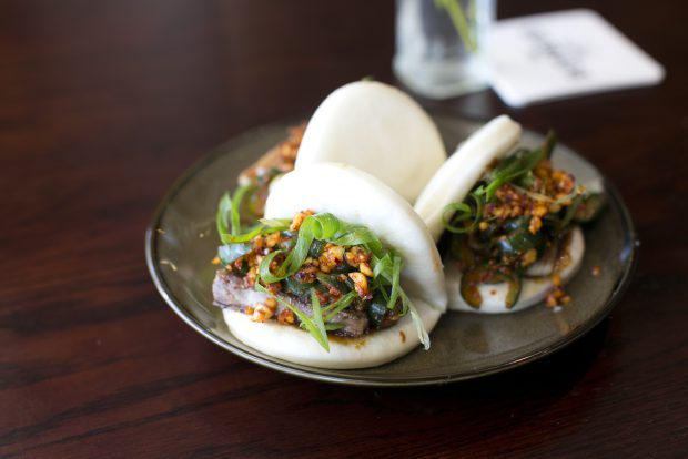Pork Belly Bao from The Burwood Hotel