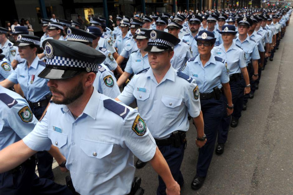 Spotlight: Warwick Jones & the advancement of the Police
