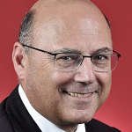 Senator the Hon Arthur Sinodinos AO,  Senator for New South Wales, Minister for Industry, Innovation and Science, Liberal Party of Australia, official portrait, Monday 23 January 2017. Credit:  Image by Michael Masters. AUSPIC/DPS.