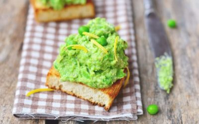 6 Family Friendly Recipes Using Frozen Peas