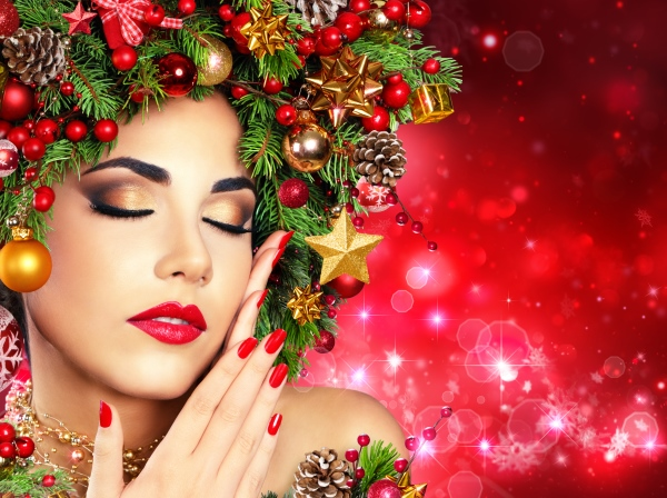 Christmas Beauty.Beauty Sales Set To Glow This Xmas Professional Beauty