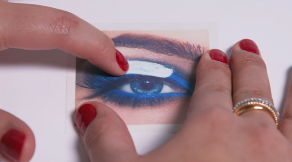 The world's first makeup printer has arrived