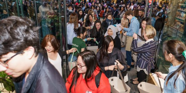 Innisfree flagship store opens