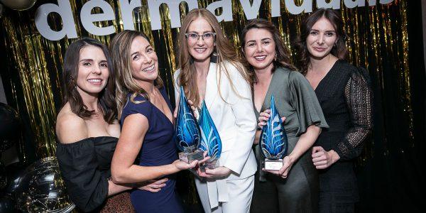 Dermaviduals announce award winners