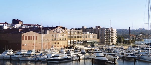 Makeover for Birkenhead Point retail outlet