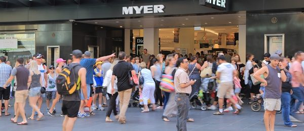 New digital strategy drives Myer sales growth