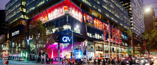 QV Melbourne wins gold at APAC shopping centre awards