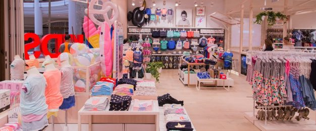 Cotton On Kids opens biggest store yet