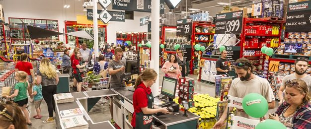 First Bunnings UK store to open in February