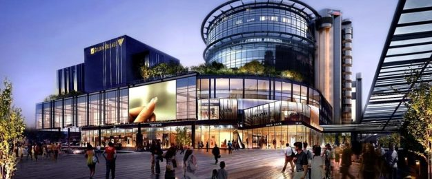 Inside Singapore's mall of the future
