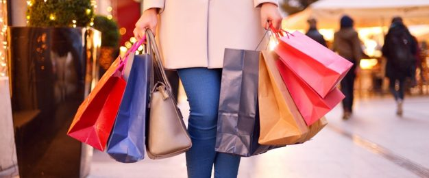 Figures show retailers on track for record Christmas spend