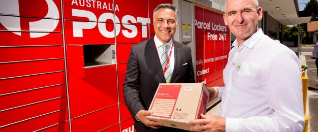 Woolworths joins forces with Australia Post