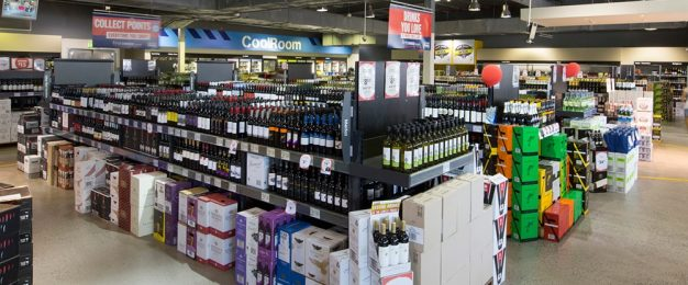 Coles 'cautiously optimistic' over progress of liquor business