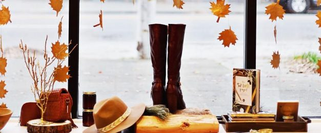 Autumn merchandising ideas from around the world