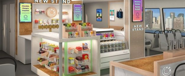 The New Stand: reinventing retail on NYC ferries