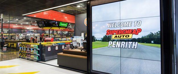 Inside Supercheap Auto's innovative new flagship