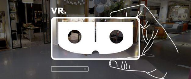 Ikea Australia opens first virtual reality store