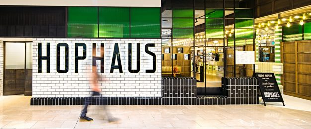 Munich meets Melbourne in this store fitout