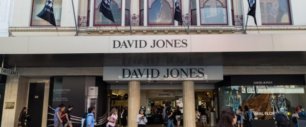 David Jones hurt by subdued consumer confidence