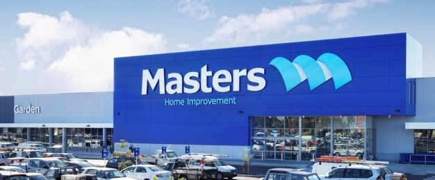 Masters stores reopening as shopping centres
