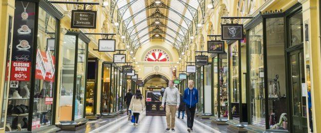Retail vacancies reach eight year high